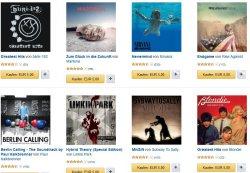 445 diverse MP3-Alben für je 5 €  z.B. von Beatsteaks, Robbie Williams, One Direction, Blondie…  @Amazon