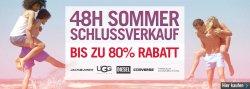 48 Stunden Sommer Schluß Verkauf bei MandM Direct bis zu 80 Prozent Rabatt z.B. Diesel Grupee Pantaloni Jeans für 36,95 Euro statt 127,90 Euro bei Idealo
