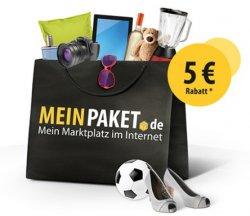 5 Euro Gutschein für MeinPaket.de