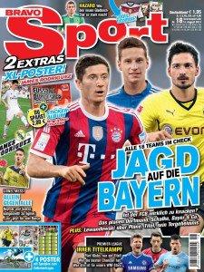 8 Ausgaben Bravo Sport im Miniabo für nur 0,10 Euro  @Bauer-Plus