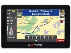 a-rival Navigationssystem NAV-XEA433 für 74,94€ inkl. Versand [idealo 83,79€] @Lidl.de