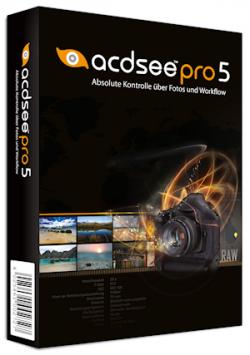 ACDSee Pro 5.3 kostenlos statt 44,90€ @ PC Welt