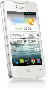 Acer Liquid Z3 Dual SIM für 69,99€ inkl. Versand [idealo 83,55€] @ Amazon