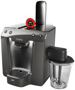 AEG LM 5400 Lavazza A Modo Mio + 64 Gratis-Kaffeekapseln für 49,95€ [idealo 75,99€] @ Amazon
