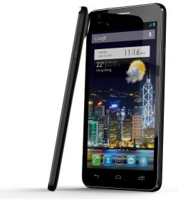 ALCATEL OT Idol Ultra 11,9 cm (4,7 Zoll) Android 4.1 Smartphone für 139 € (159,99 € Idealo) @Saturn