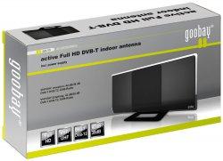 @Amazon.de: Goobay DIA 42 PS DVB-T Zimmerantenne für 11,50 € (idealo: 23,99€)