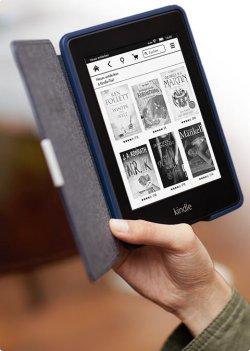 @Amazon.de bietet Kindle Paperwhite mit integrierter Beleuchtung & WLAN für 84€ [idealo neu: 109€] (generalüberholt!)