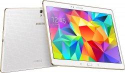 @amazon.de bietet Samsung Galaxy Tab S 10.5 16GB WiFi weiß für 454,99€ (idealo: 479€)