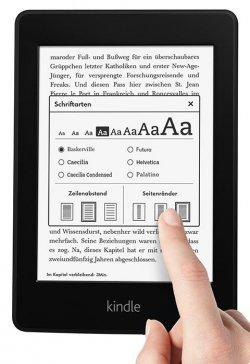 @Amazon.de: Kindle Paperwhite mit Beleuchtung, gratis 3G + WLAN für 149€ [idealo neu: 163,99€] (generalüberholt!)