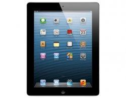 Apple iPad 4 LTE mit 128GB in schwarz oder weiß für 539€ (798,99 € Idealo) @Meinpaket