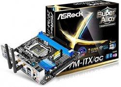 Asrock Z97M-ITX/AC S1150 Mainboard Sockel für 54,08€ statt 108,47€ inkl. Versand @amazon