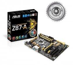 Asus Board zum Superpreis: Asus Z87-A mit Rabatt + Versand 61,08 EUR @pixmania.de