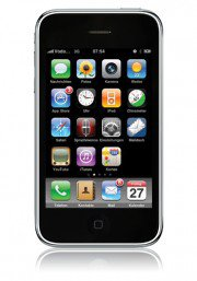 [ B-Ware/refurbished ] Vodafone Smart Surf + Apple iPhone 3GS, 8GB schwarz für effektiv 4,99 mtl. @ Modeo