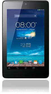 @base.de bietet  ASUS Fonepad 7 FE7010CG black ohne Branding für 99€ (idealo: 151,98€)
