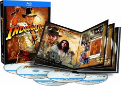 @buecher.de: [Vorbestellung] Indiana Jones – The Complete Adventures [Blu-ray] für 25,22€ (amazon: 28,99€ + Versand)