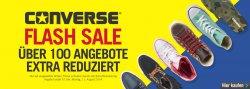 Converse Flash Sale mit bis zu 86 Prozent Rabatt bei MandM-Direct, z.B. Converse Herren CT All Star Hi Boots für 18,36 Euro (statt 70,00 Euro bei Idealo)