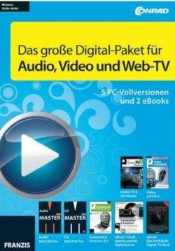 Das große Digital-Komfort-Paket nur 5,99€ (zzg. Versand) statt 59,95€ @conrad.de