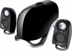 @dealclub.de bietet EDIFIER Predator 2.1 Lautsprechersystem (20 Watt) – Schwarz für 29,99€ (idealo: 40,84€)