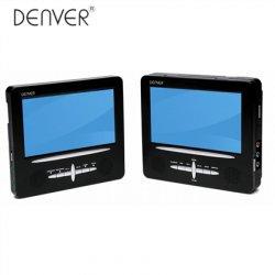 Denver DVD-Autoreise-Set MTW-745 TWIN für 50,00 € (104,70 € Idealo) @Rossmann
