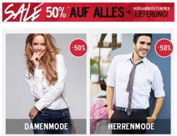 @designermode.com: 50% Rabatt auf Markenkleidung + 0,00€ Versandkosten durch Gutscheincode