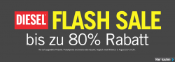 Diesel Flash Sale mit bis zu 80 Prozent Rabatt bei MandM Direct für nur 48 Stunden