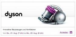 Dyson Verkaufsaktion vom 21.08 – 25.08.2014, z.B. den Dyson DC33c für 249€ [idealo 369€] @vente-privee