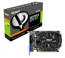 @ebay: Palit GeForce GTX 650 OC Gra­fik­kar­ten 1 GB GDDR5 PCI Express 3.0 DVI für 49,90€ (idealo: 78,90€)