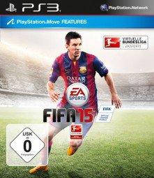 Fifa 15 für PS3 oder PS4 ab 50 Euro vorbestellen + 2,99€ Versand (Idealo: 57,99€) @spielbeast.de
