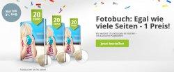 Fotobücher – egal wieviele Seiten oder Leinwände – 10 verschiedene Formate- Alles für 20€ @posterXXL.de