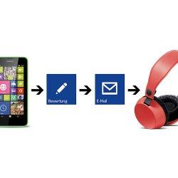 Gratis Kopfhörer für alle Nokia Lumia 630 Besitzer @Nokia.com