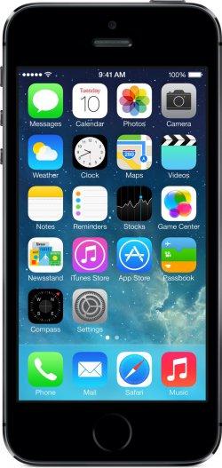 Hammerpreis: iPhone 5s mit 64GB in spacegrau für nur 749,- [Idealo: 796,-]