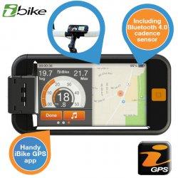 iBike GPS + mit Bluetooth 4.0  Fahrradcomputer für 49,95 € zzgl. 5,95 € Versand (91,64 € Idealo) @iBOOD Extra