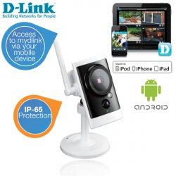 @iBOOD Extra: D-Link DCS-2330L HD Outdoor-Cloud-Kamera für den Außeneinsatz, Tag und Nacht für 155,90€ (idealo: 195,01€)