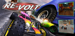 iOS und Android: Re-Volt Classic-3D Racing kostenlos