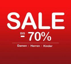 Jeans-Direct Sale bis zu 70% Rabatt + 30% Extra Rabatt dank Gutschein