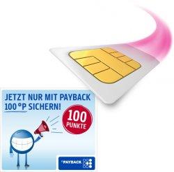 Kostenlose @Telekom Xtra Card mit 1€ Startguthaben + 100 Payback Punkten (+9€ weiteres Bonusguthaben möglich) Versandkostenfrei.
