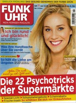 @lesershop24.de bietet FUNK UHR: Jahresabo mit eff. 12,80 € Gewinn (70 € Tankgutschein)