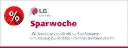 LG Sparwoche bei @comtech, z.B. LG 22MP65HQ für 89€ (idealo: 110,80 €)