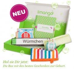 @limango: Neues Gratis Paket für Schwangere oder junge Mütter