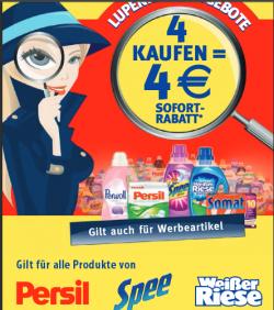 [Lokal] 4€ Sofortrabatt Coupon für Müller