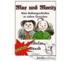 Max und Moritz Kindle Edition in Farbe gratis @Amazon