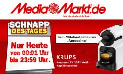 """Media Markt.de startet Liveshopping-Angebot """"Schnapp des Tages"""""""