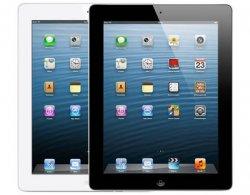 @meinpaket.de bietet Apple iPad 4 (4. Generation) 64GB WiFi + 4G (weiß) für 489€ (idealo: 579,95€)
