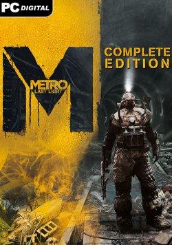 Metro: Last Light Complete Edition – 100% Uncut / 4,99€ @gamesplanet.com
