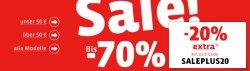 Mirapodo Sale bis zu 70€ Rabatt + 20% Extra Rabatt