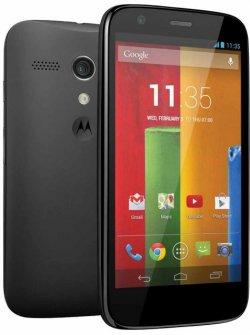 Motorola Moto G 4,5″ Smartphone mit Android 4.4, Quad-Core und 16GB für 149€ bei sparhandy (idealo: 174€)