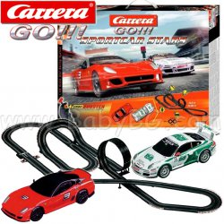 myToys: CARRERA GO 62205 Sportcar Stars, 10m nur 60,94€ ! (idealo: ca. 100€)