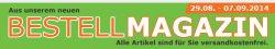 Netto Bestellmagazin, alle Artikel versandkostenfrei bis zum 07.09.2014 @ Netto Onlineshop