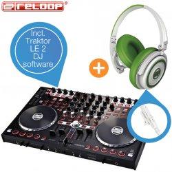 Reloop Jockey 3 Remix Digital DJ Controller mit Reloop RHP-5 Kopfhörer für 259,95 € zzgl. 8,95 € Versand (372,90 € Idealo) @iBOOD Extra
