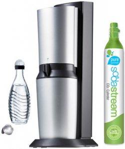 @returbo.de bietet SodaStream Crystal titan/silber B-Ware (sehr gut) mit 24 Monate Gewährleistung für 71,90€ (idealo: 96,99€)